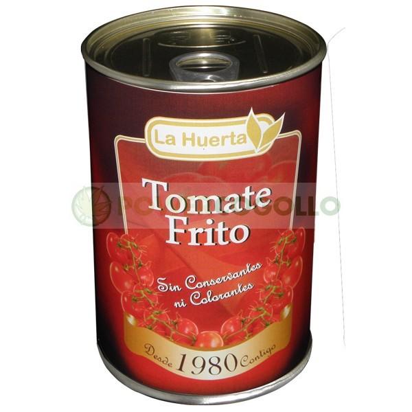 Bote Tomate Frito de Ocultación y camuflaje en su interior 0
