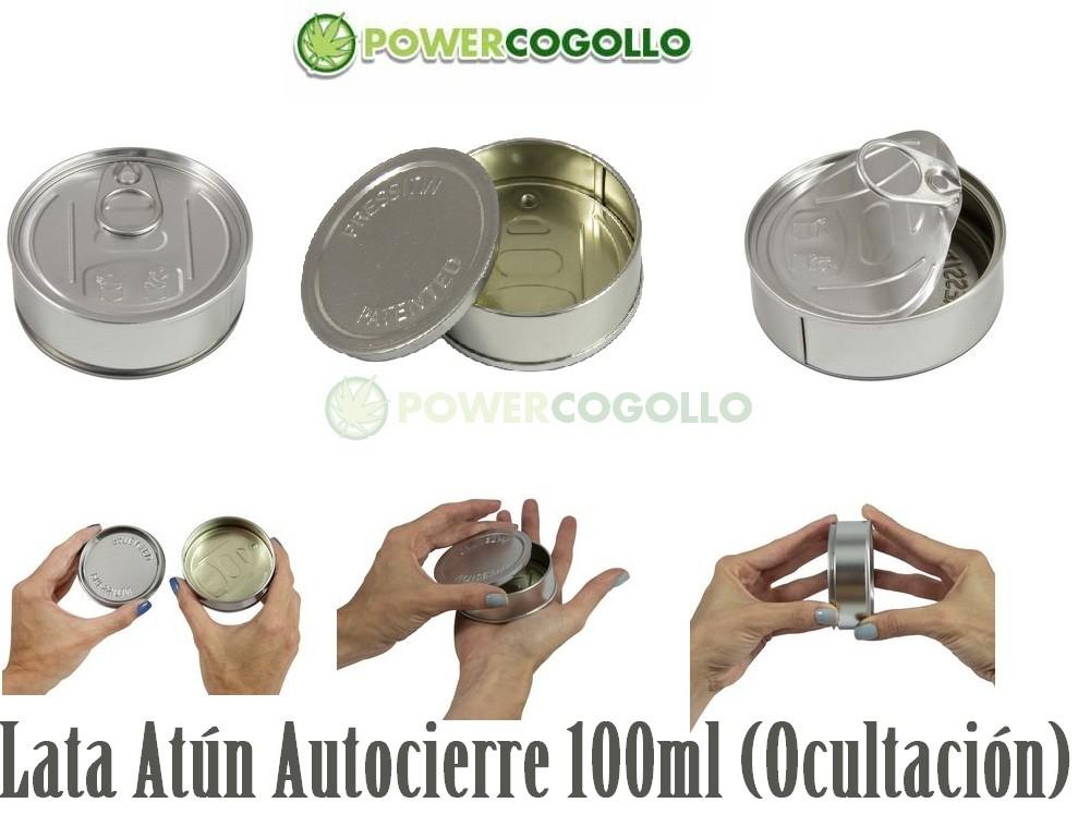 Lata Atún Autocierre 100ml (Ocultación) 0