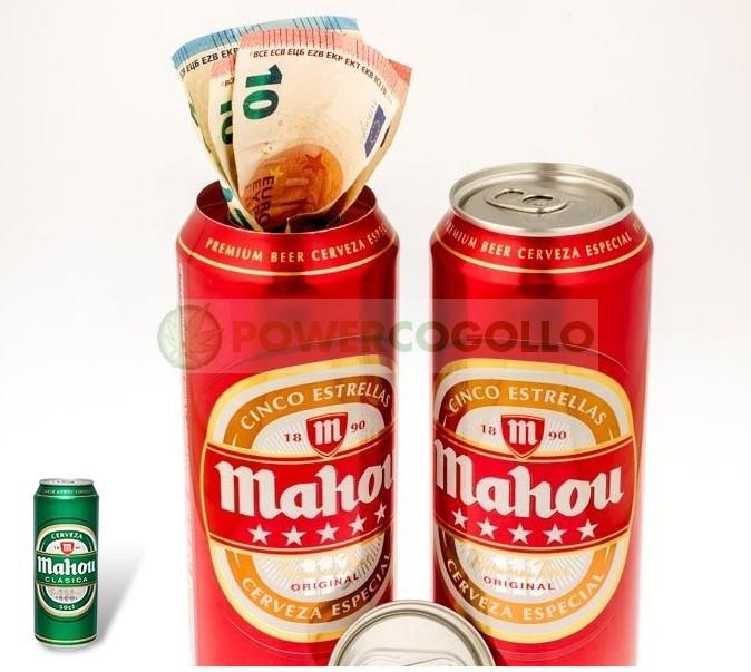 Lata de Cerveza 500ml Ocultación (con liquido) 1