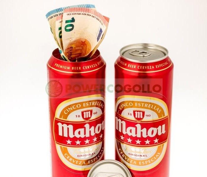Lata de Cerveza 500ml Ocultación (con liquido) 0