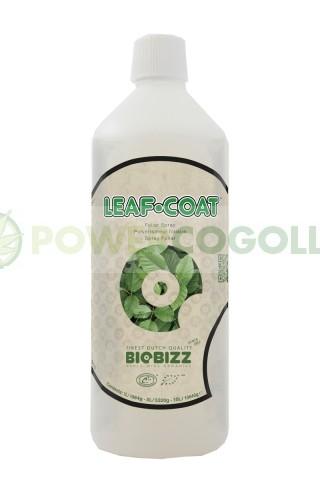 Leaf Coat de Biobizz contra hongos y plagas en el cultivo interior y exterior. 0