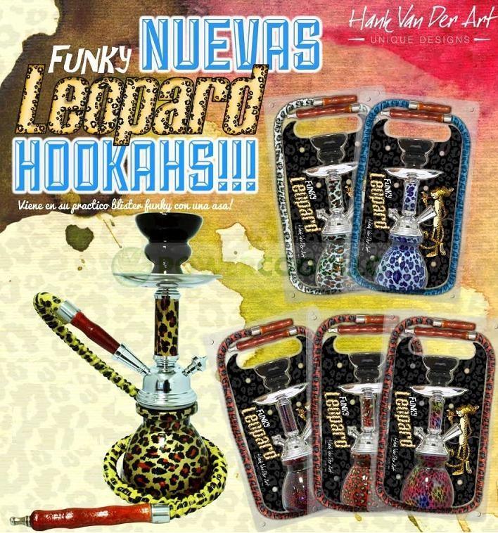 Arguila Funki Leopard de 1 Salida 0