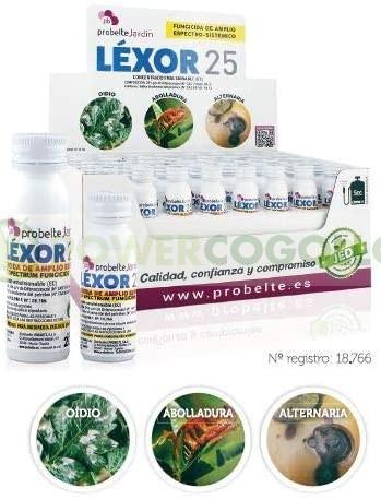 LEXOR 25 Fungicida Antioidio (Probelte) 0