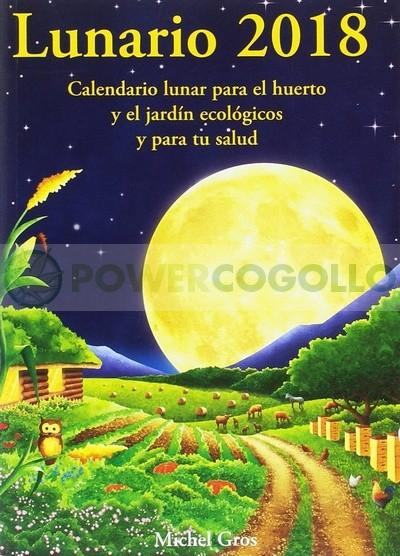 LIBRO LUNARIO CALENDARIO LUNAR 2018 0