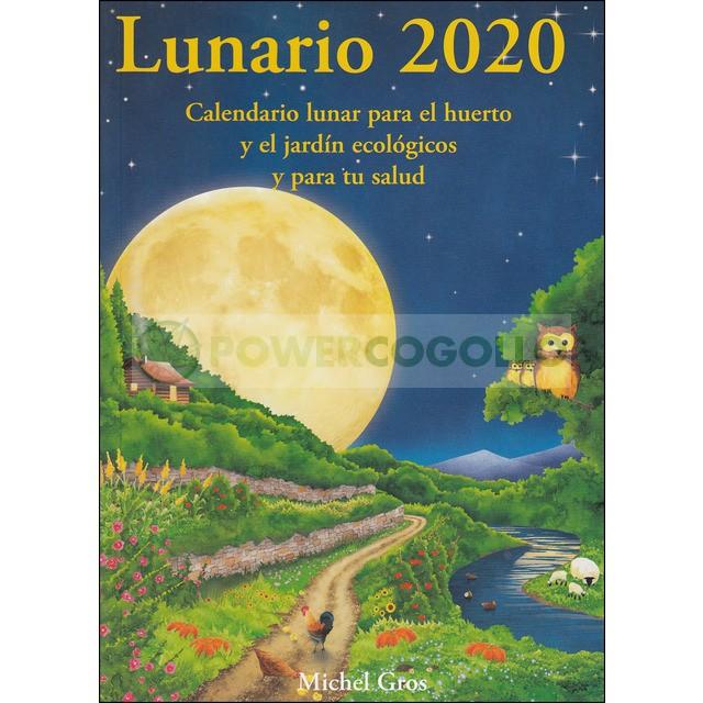 LIBRO LUNARIO 2020 (CALENDARIO LUNAR) 0