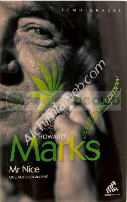 Libro Mr. Nice. Howard Marks Nuevo Castellano 0
