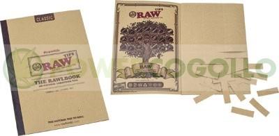 Libro 480 Boquillas de Cartón RAW 0