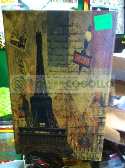 Libro Ocultación Paris 0