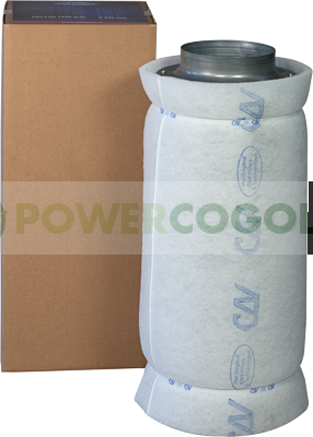 Filtro Can-Lite 1500 m3/h 75 cm Boca 250mm 2