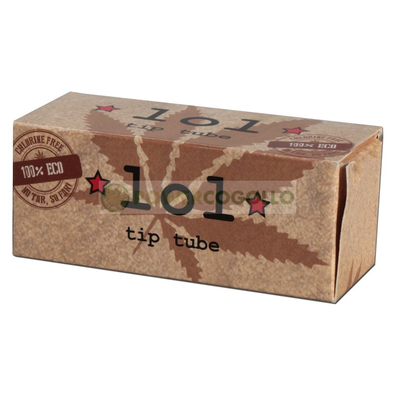 tip tube, lol, eco, biodegradable 0