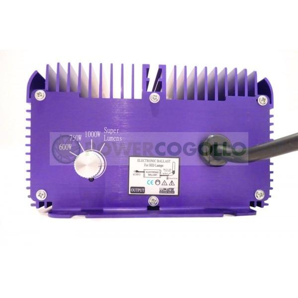 Balastro 1000 W Electrónico Lumatek Regulable 1