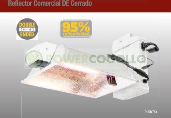 LUMINARIA PHANTOM 1000W DE (REFLECTOR CERRADO) 0
