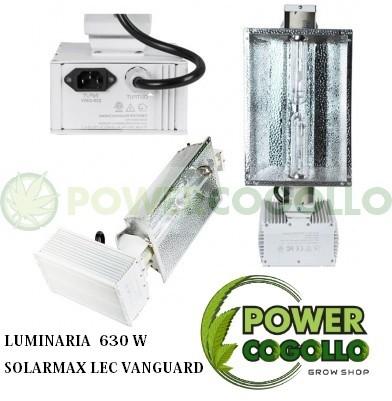 LUMINARIA LEC 630W SOLARMAX LEC PG VANGUARD 0