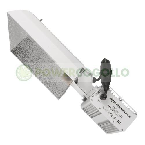 Luminaria LEC Agrolite CMH 315W 3000K 0