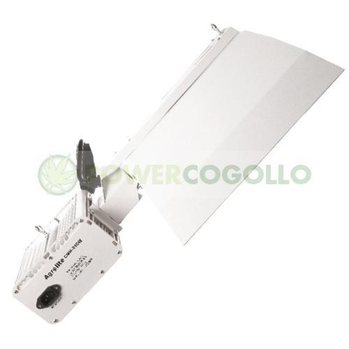 Luminaria LEC Agrolite CMH 315W 3000K 1