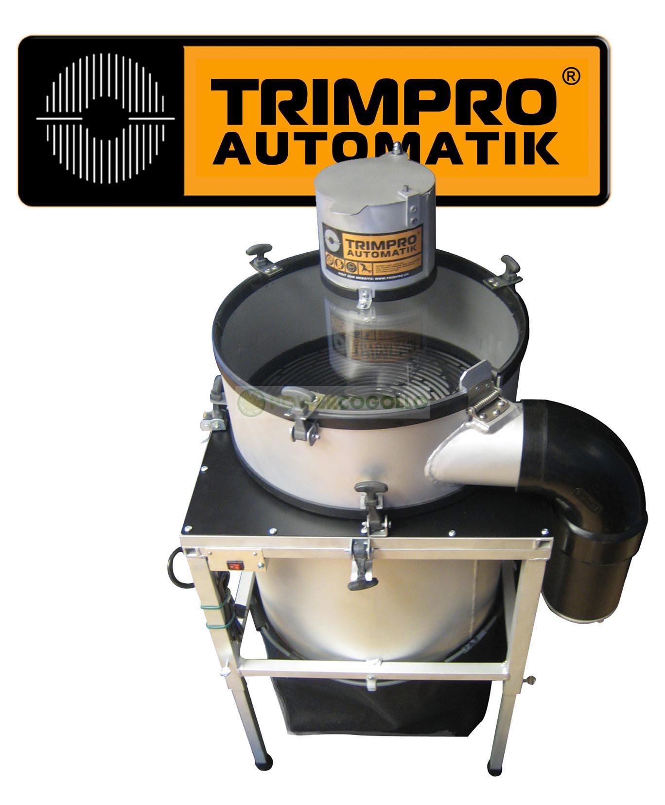 Máquina Peladora Trimpro Automatik 1