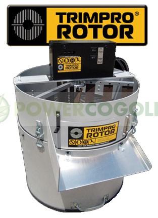 Máquina Peladora Trimpro Rotor 1