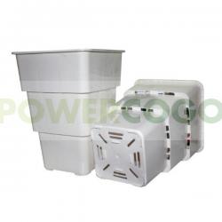 Maceta Blanca Air Max Pot 7 Litros 0