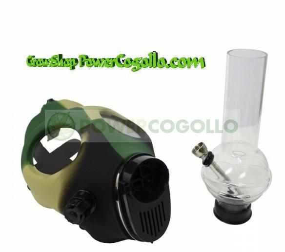 Bong Máscara de Gas Camuflaje 0