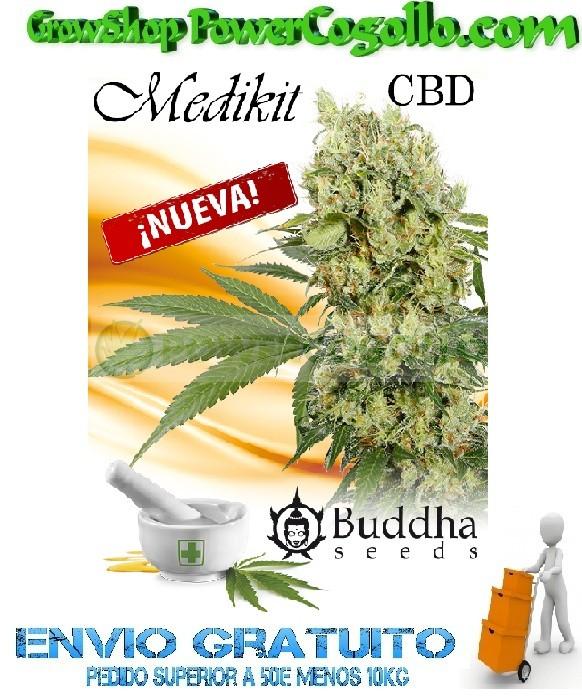 Medikit CBD (Buddha Seeds) 1