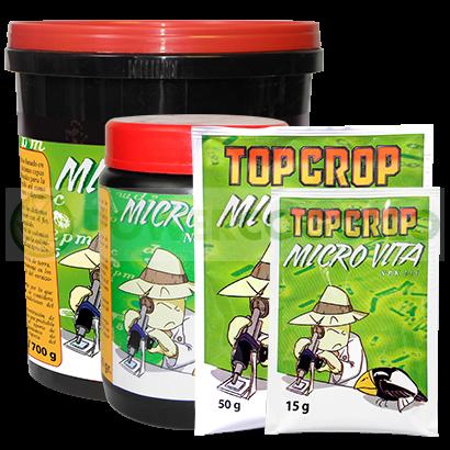Micro Vita  de Top Crop hongos y bacterias beneficiosas para el cultivo de Marihuana 2