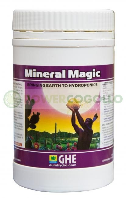 Mineral Magic GHE 0