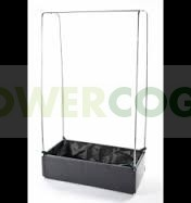 Mini Grow Bed con estructura metálica Invernadero 0
