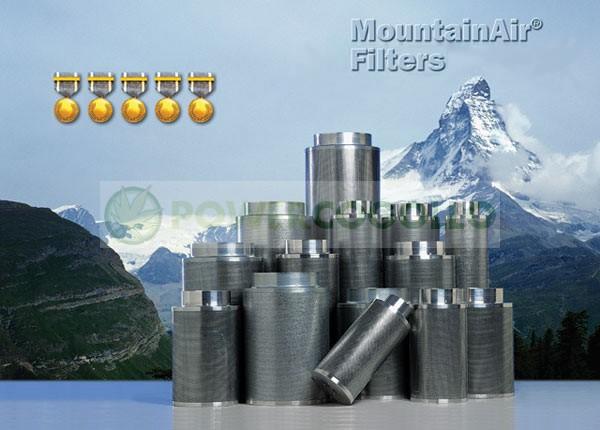 Filtro Carbón Mountain AIR 125/250 237m3/h 0