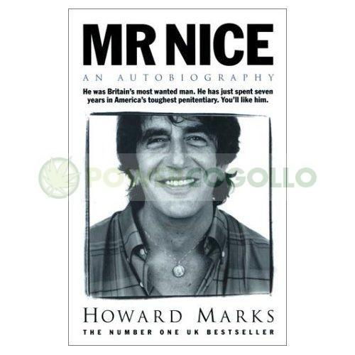 Libro Mr. Nice. Howard Marks antigua edicion 1