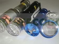 Grinder Eléctrico Aluminio con Tamiz 0