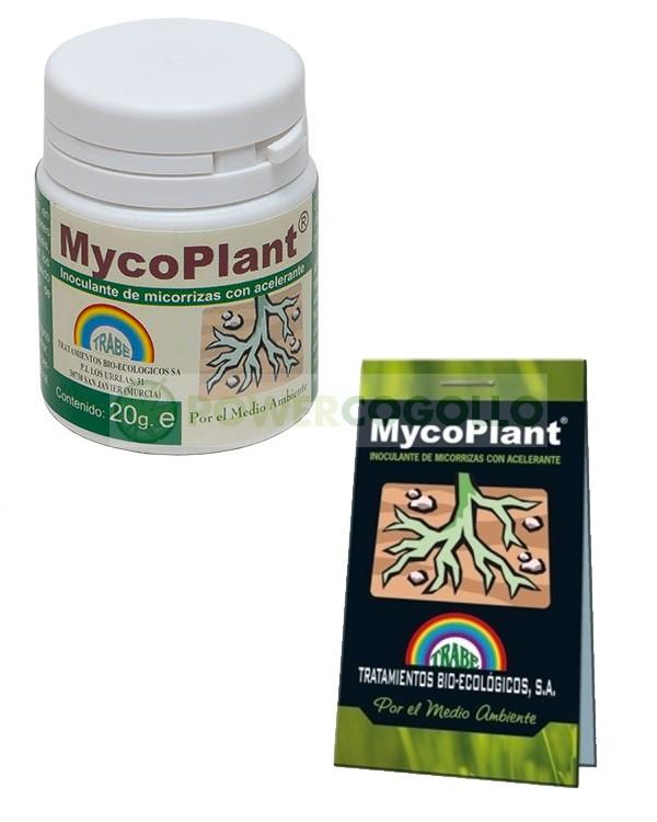MycoPlant Polvo (Trabe) hongo micorriza 0