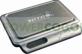 Básculas Digitales Precisión Nitro NTR-500gr/0,1gr Balanza de bolsillo de precisión de Fuzion Nitro NTR con precisión de 0,1gramos 0