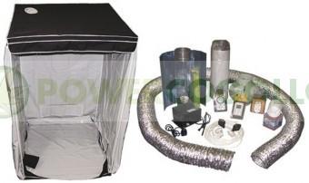 Kit Armario Completo Cultibox Light S 80X80160cm Cultivo Interior barato 0