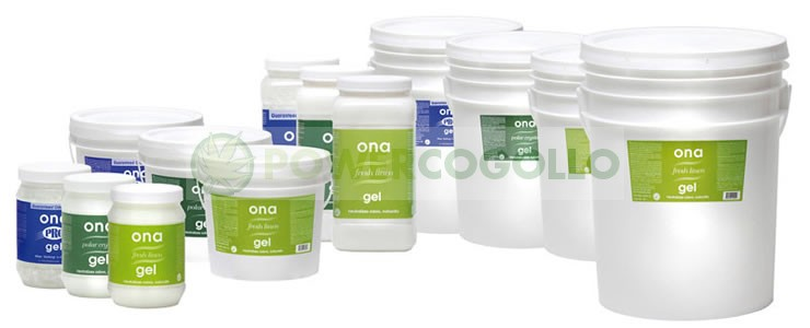 Ona Gel 3,8kg cubo Elimina Olor del cultivo de Marihuana 2