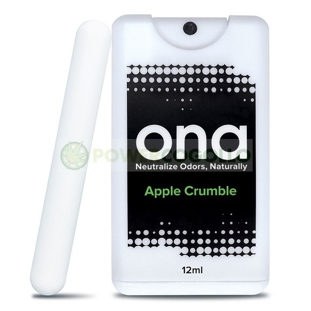 ONA CARD SPRAYER APPLE CRUMBLE 1