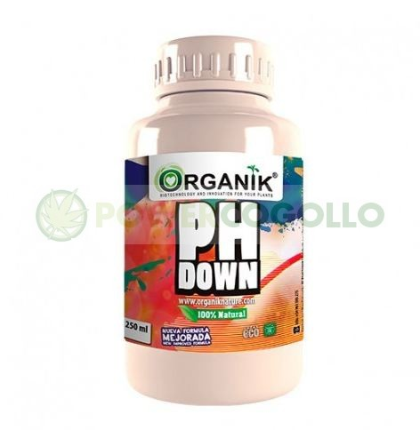Organik Ph Down 0