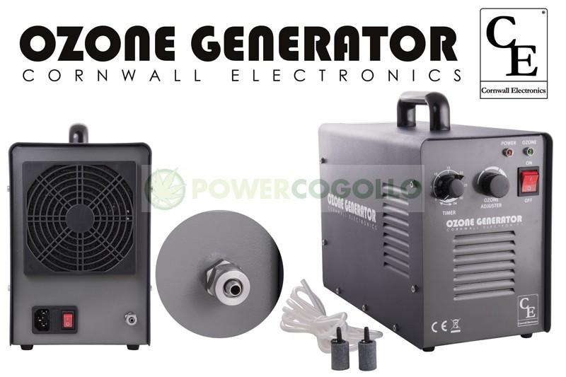 Ozonizador de aire o agua Cornwall Electronics Eliminar Olor en el Cultivo Interior  0
