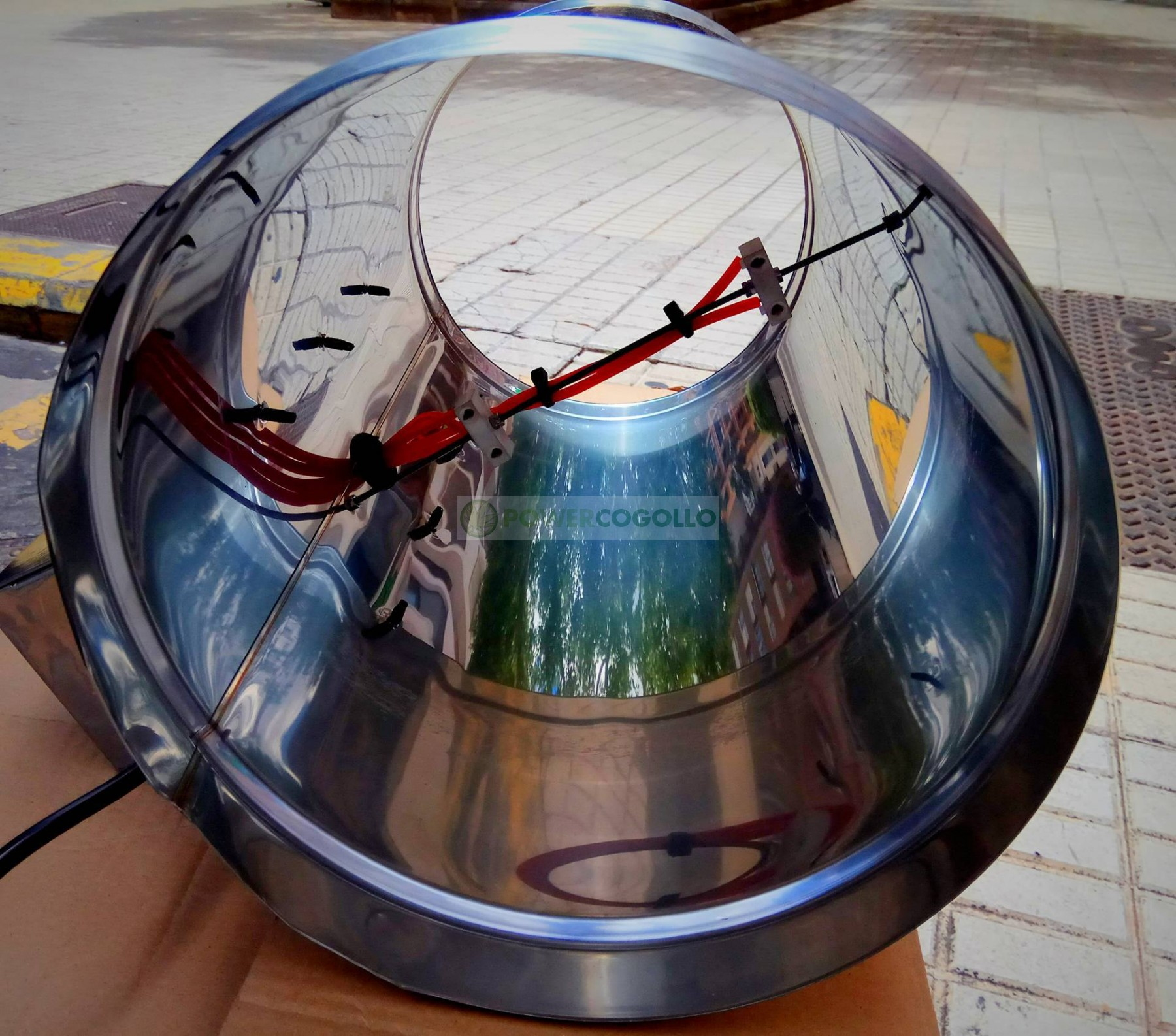 Ozonizador Ozotr3S Conducto 250mm (10000MG/H) 3