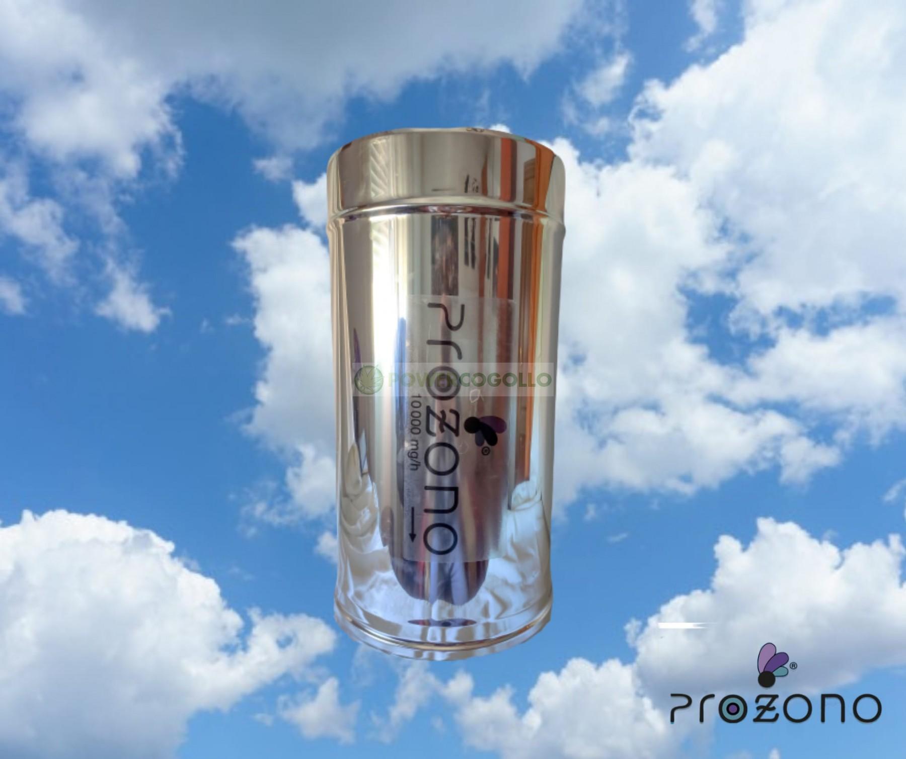 Ozonizador Prozono de Conducto 250mm 7000mg/h 0