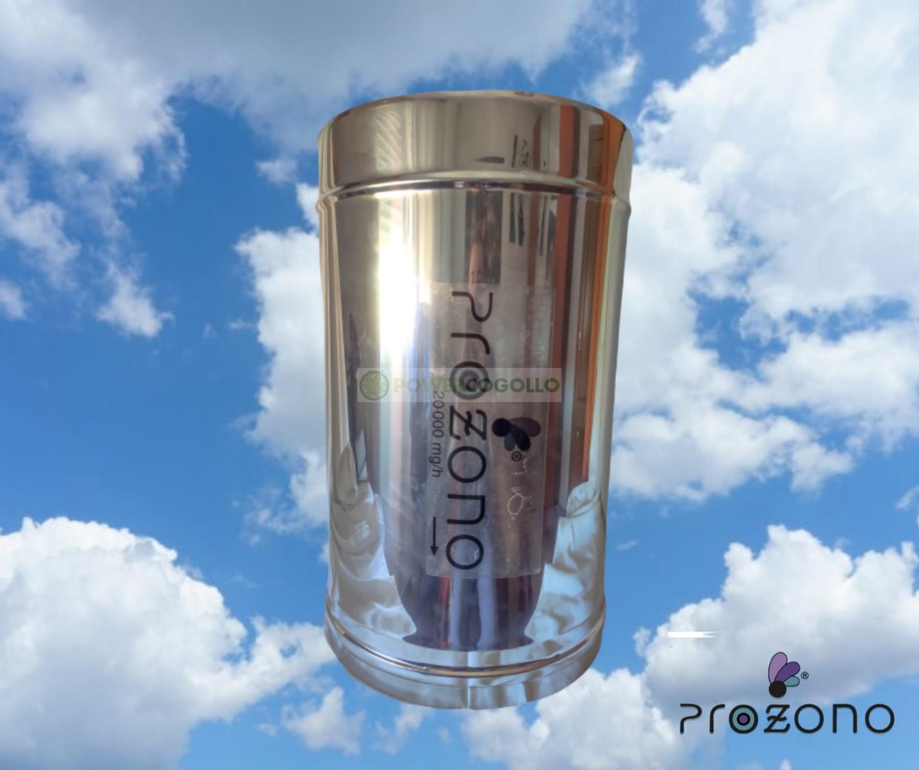Ozonizador Prozono de Conducto 315mm 10000mg/h 0