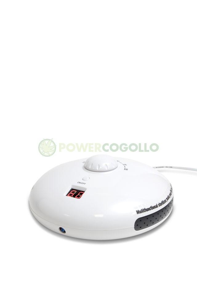 Ozonizador Ovni Aire y Agua (Piedra Difusora) 8w 0