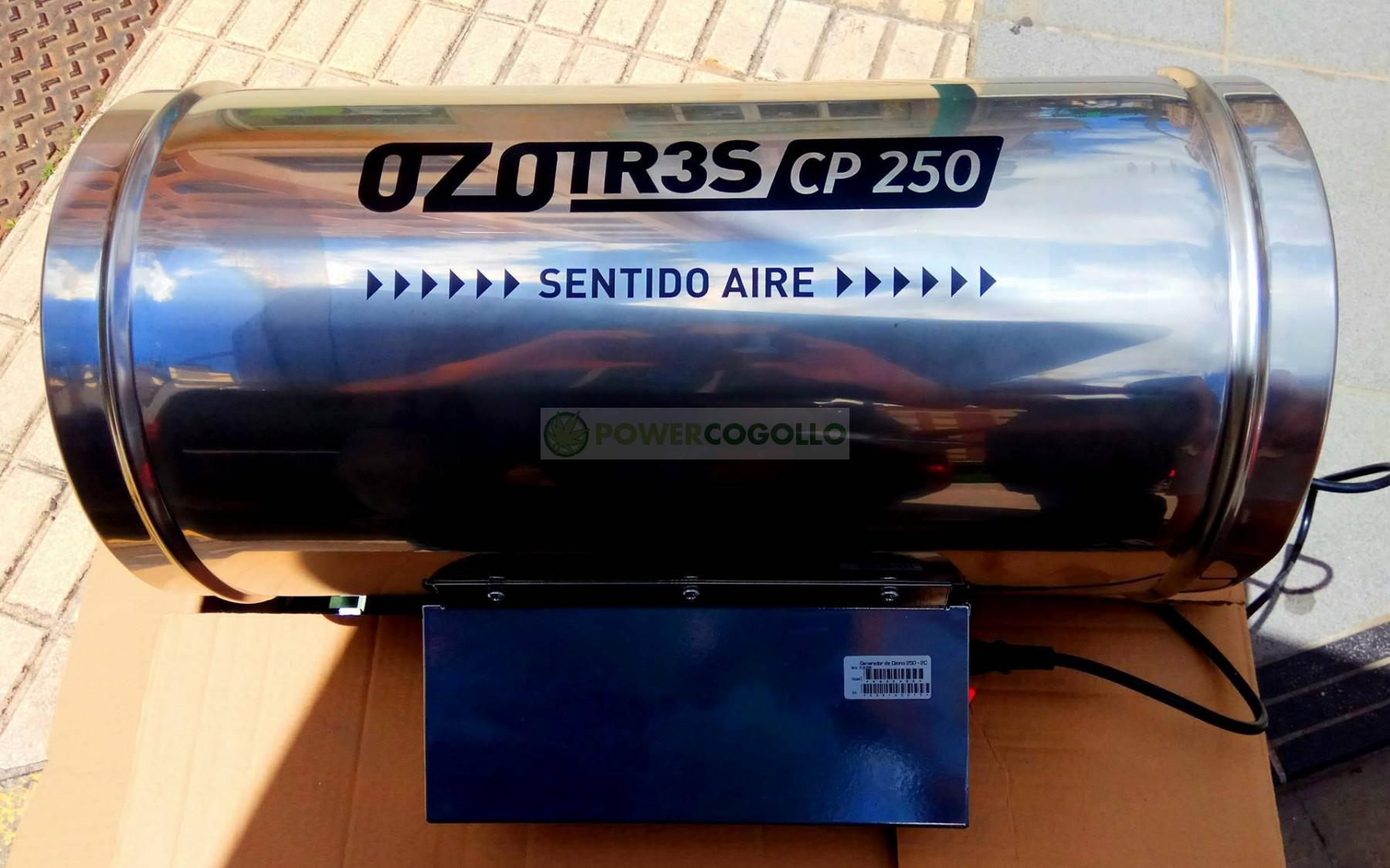 Ozonizador Ozotr3S Conducto 200mm (10000MG/H) 2