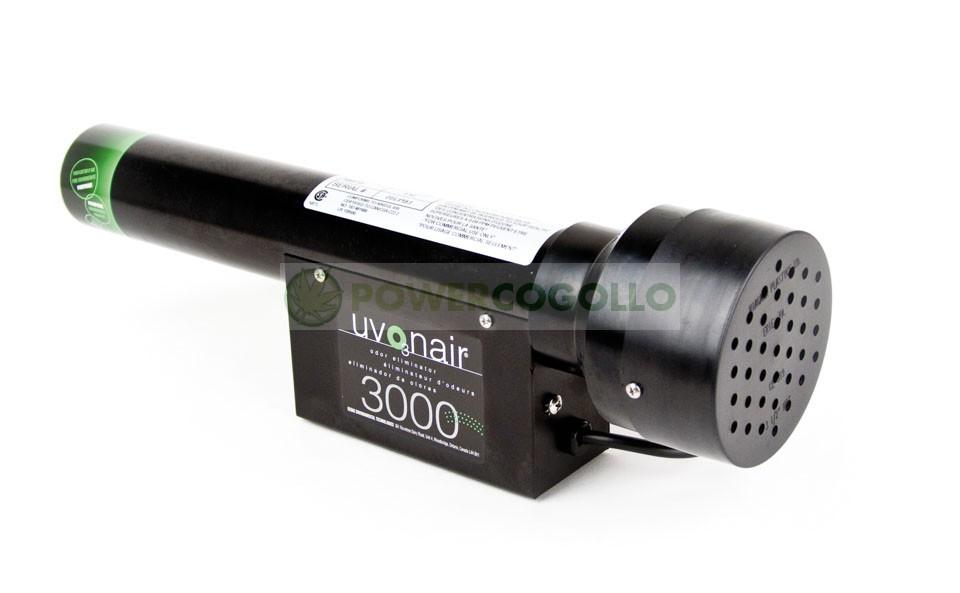 Ozonizador Uvonair 3000 1