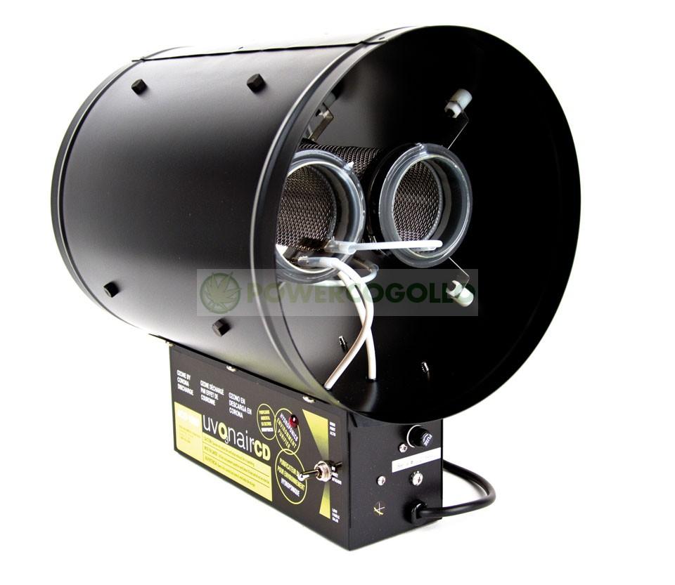 Ozonizador Uvonair CD1000-2 coronas Eliminza el Olor  1