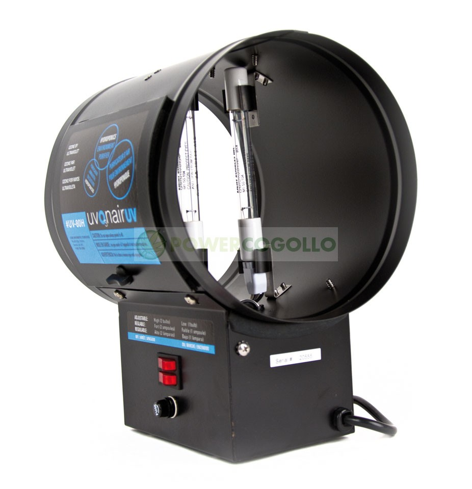 Ozonizador Uvonair UV80-H 0