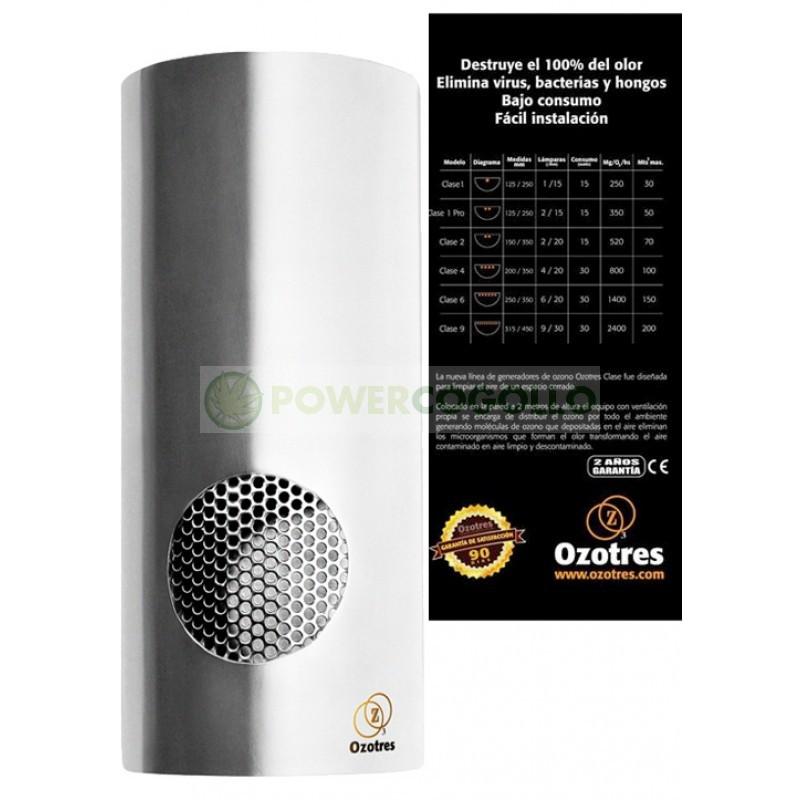 Ozonizador Barato (Ozotres) Elimina Olor cultivo Marihuana 0