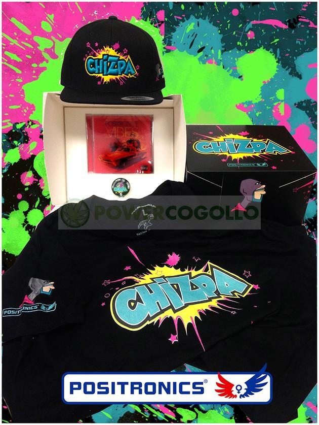 """Pack """"Edición Limitada Chizpa"""" Feminizada (Positronics Seeds) 2"""