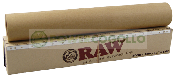 Papel RAW Parchment Rollo GIGANTE 1