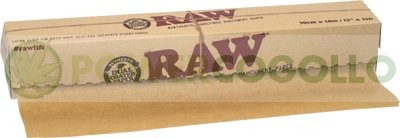 Papel RAW Parchment Rollo GIGANTE 0
