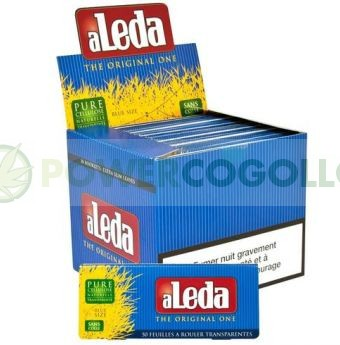 Papel Aleda K.S Transparente Celulosa 0